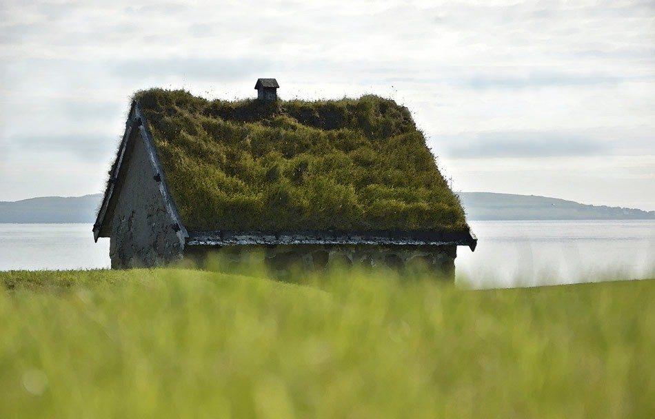 Landhuis op Ameland